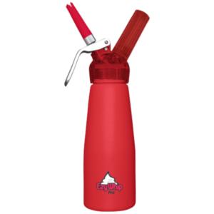 Ezywhip Pro Cream Whipper 0-5L Red